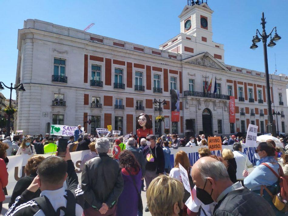 Una decena de organizaciones sociales reclama políticas sanitarias coherentes frente a la pandemia en la Comunidad de Madrid