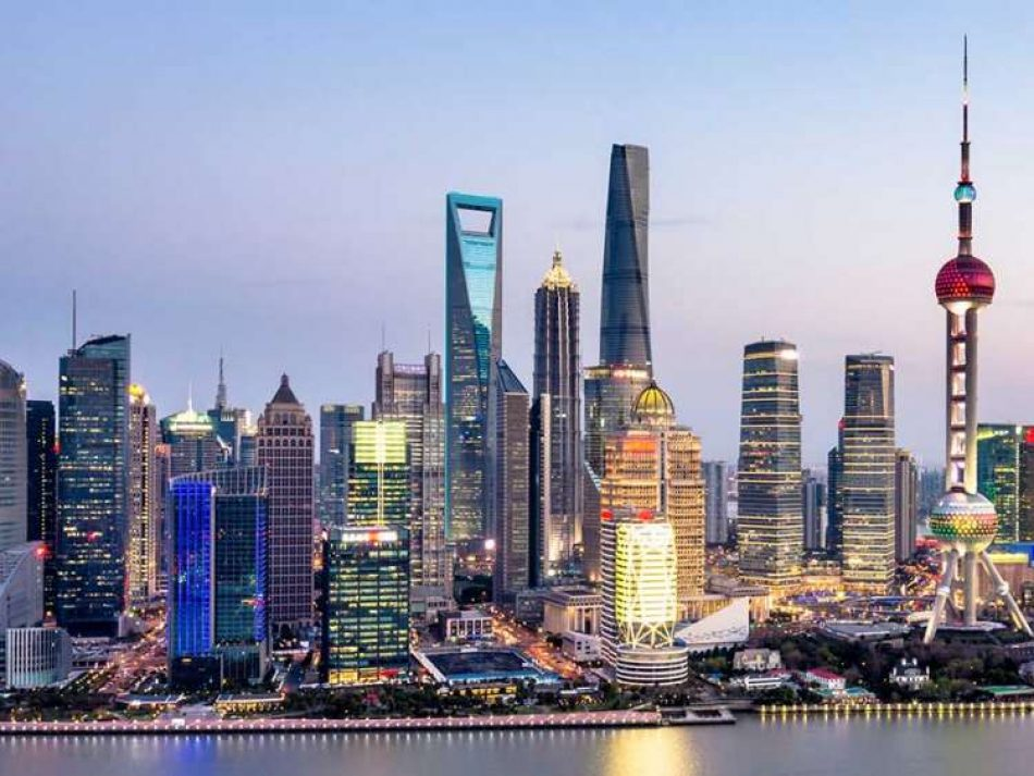 Economía china creció 18,3 por ciento en enero-marzo de 2021
