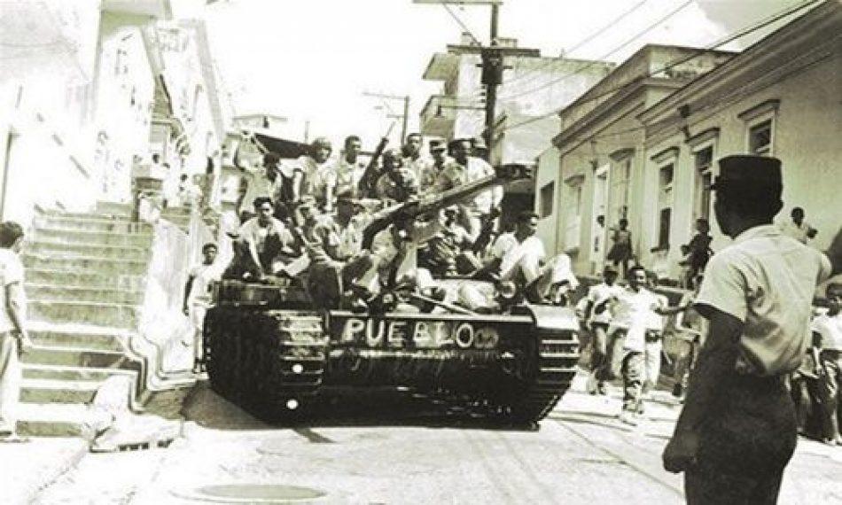 Rememoranzas y enseñanzas de la Revolución de abril de 1965