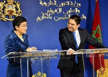 Marzo saharaui: para la ministra González Laya no existen los Derechos Humanos de los saharauis