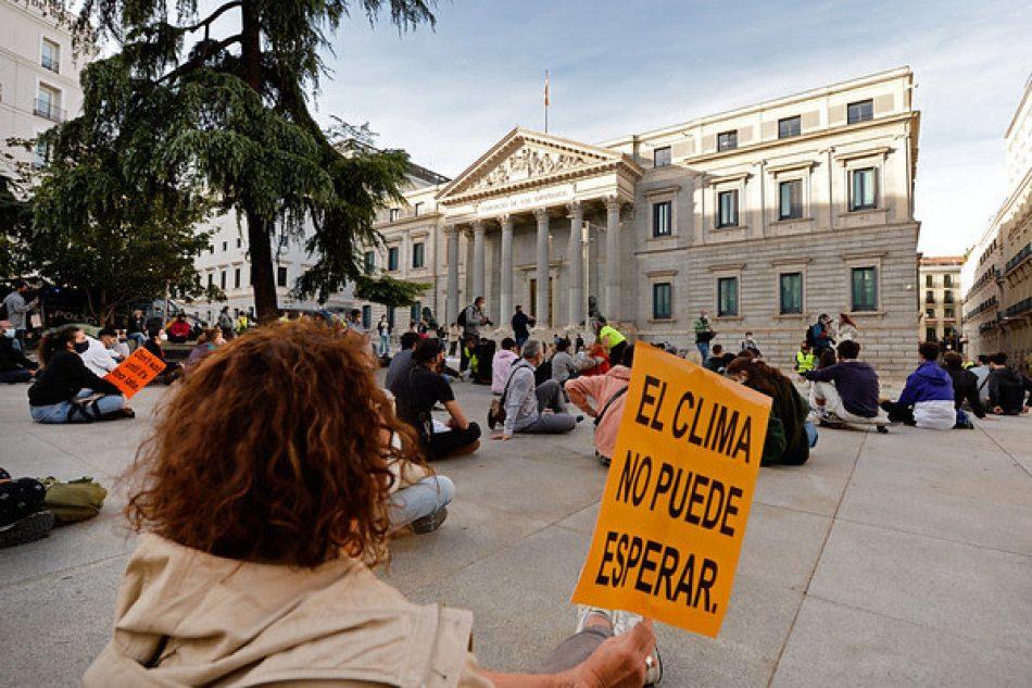 El Congreso aprueba una ley de cambio climático descafeinada y pierde una oportunidad clave para abordar con ambición la emergencia climática