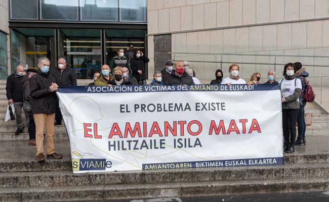 El Grupo de la Ley Integral del Amianto insta a los Grupos Parlamentarios a hacer Justicia Social con las víctimas del amianto en el Congreso de los Diputados