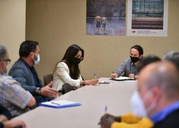 Unidas Podemos presenta sus propuestas en materia de transporte para Madrid