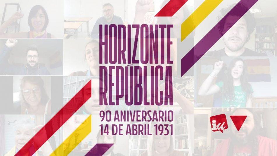 IU Exterior organiza una lectura colectiva de la Constitución republicana de 1931 para conmemorar su aniversario