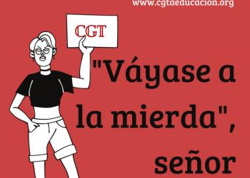 CGT FASE: «Todo ruido es poco, señor Imbroda»