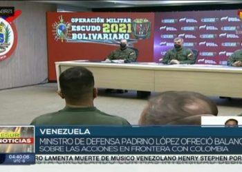Venezuela pide a ONU ayuda para desminar frontera con Colombia