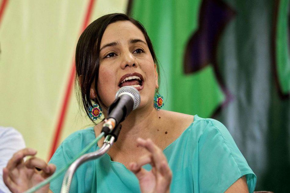 La Internacional Antiimperialista de los Pueblos respalda las elecciones libres y justas en Perú y la propuesta de la candidatura de Verónica Mendoza.