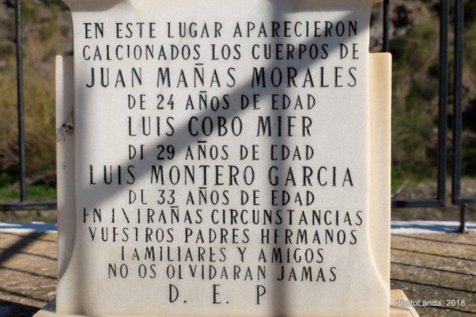 Recordando el Caso Almería
