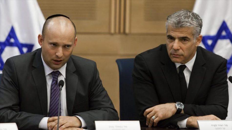 Bennett y Lapid acuerdan formar coalición para derrocar a Netanyahu