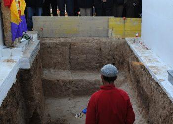 «Solicitamos que el cementerio municipal de Gerena sea declarado lugar de Memoria Democrática»