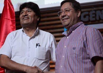 """Morales da por fracasados """"ataques permanentes"""" de EEUU contra MAS"""