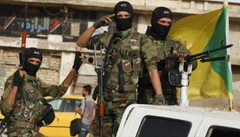 Hezbolá de Irak está listo para cooperación militar con palestinos