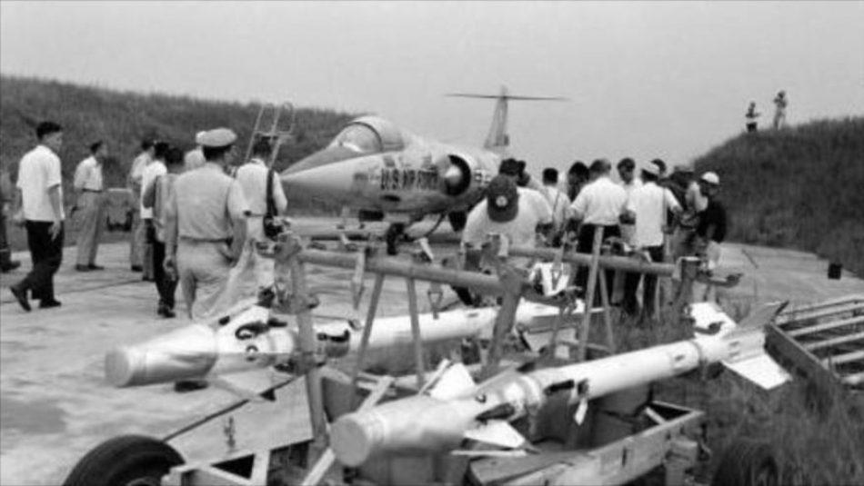 Informe: EEUU quiso lanzar un ataque nuclear contra China en 1958