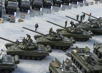 El gasto militar y el hambre mundial