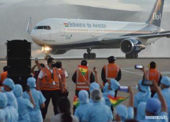 Bolivia refuerza campaña de inoculación contra la COVID-19 con nuevo lote de vacunas chinas Sinopharm