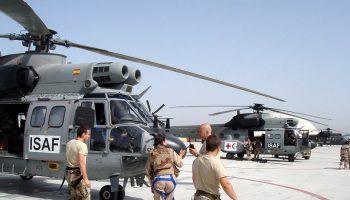 España ultima la retirada definitiva de sus últimos efectivos militares en Afganistán