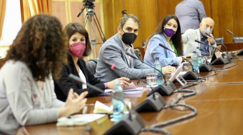 Podemos Granada pide a la Junta la puesta en marcha de políticas activas de empleo