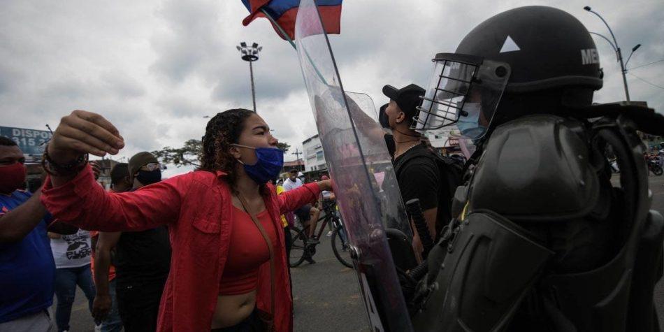 Masacre y Resistencia en Colombia
