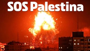 """Izquierda Unida muestra su """"firme condena"""" por los últimos ataques perpetrados por las fuerzas de ocupación israelíes contra el pueblo palestino"""