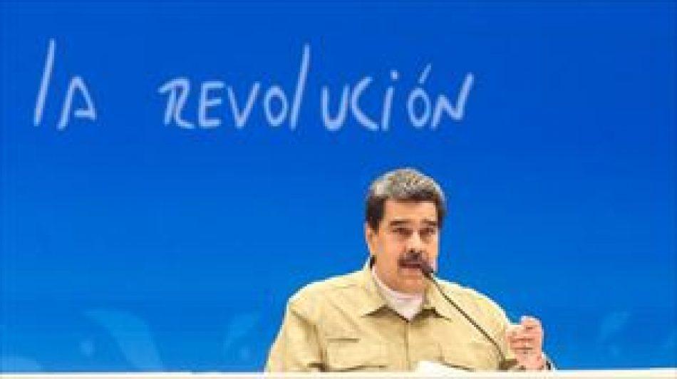 Maduro el 1 de Mayo: «Estamos gobernando con la clase obrera»