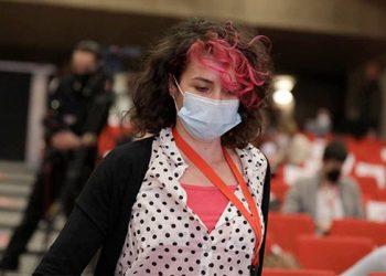 IU Madrid lamenta el malestar causado tras la difusión de un audio privado de Vanessa Lillo y señala que no representa la posición de la organización ni de la propia diputada