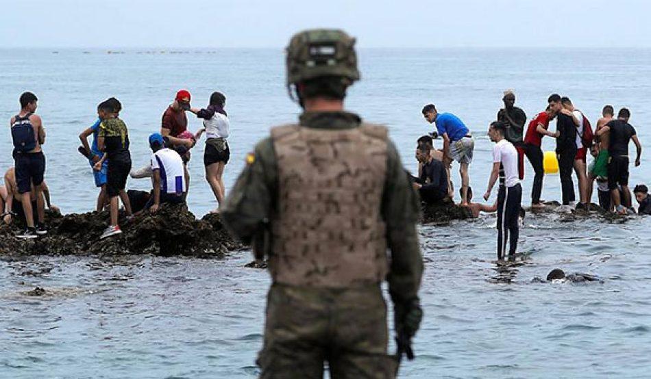 Ante la llegada de miles de inmigrantes a Ceuta. Por un nuevo modelo migratorio