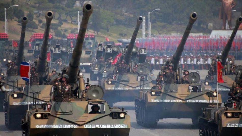 Informe: Corea del Norte tiene 4300 tanques listos para la guerra