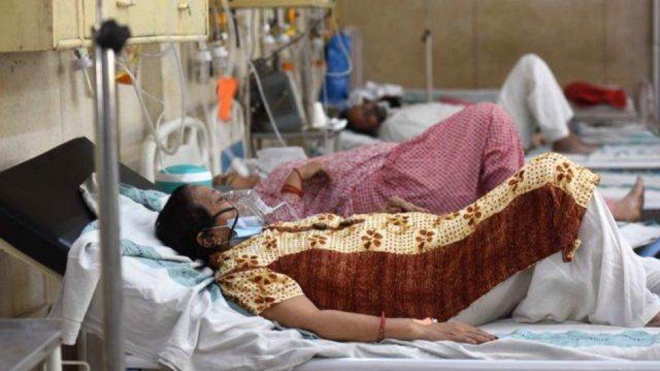 La OMS califica como «preocupación mundial» la variante india de Coronavirus