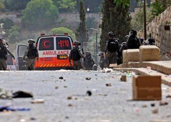 Más de 180 palestinos resultaron heridos durante el asalto israelí a la mezquita de Al Aqsa