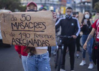 Denuncian masacre en el Cauca, la número 40 durante el 2021 en Colombia