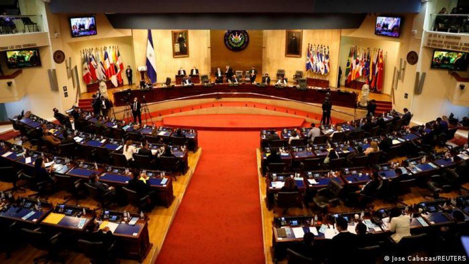 El Salvador: Bukele, poder absoluto