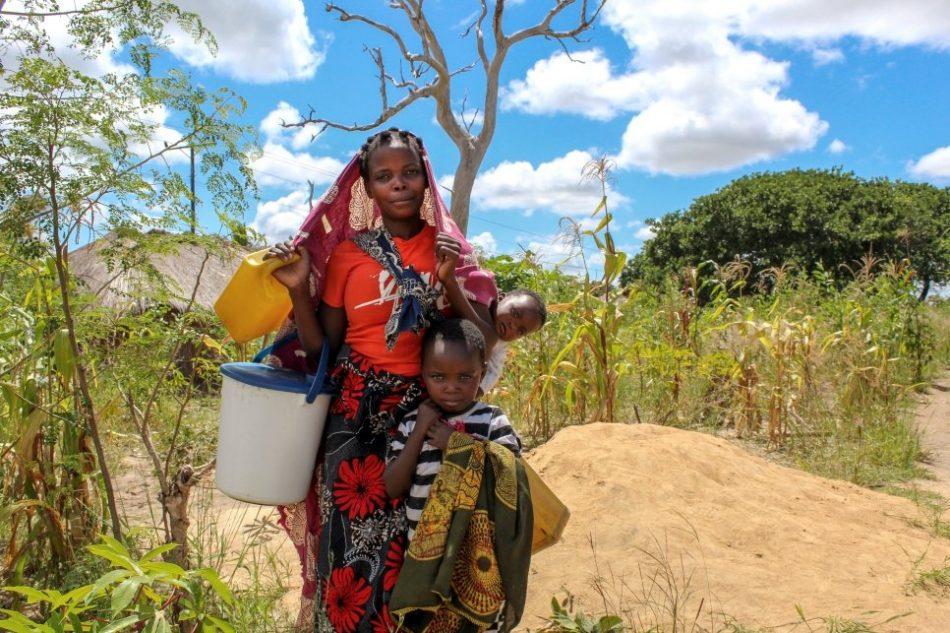 ACNUR denuncia el desplazamiento de 30.000 personas por los ataques de marzo en el norte de Mozambique