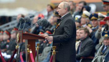 «Hoy rendimos homenaje a toda una generación de héroes y trabajadores»: Putin felicita a los rusos en el Día de la Victoria