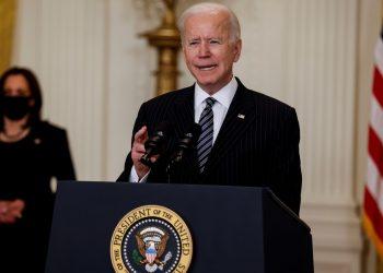 Biden reitera su «firme apoyo al derecho de Israel a defenderse»