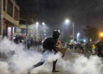 Continúa la represión policial de las movilizaciones masivas en Colombia contra el gobierno de Iván Duque