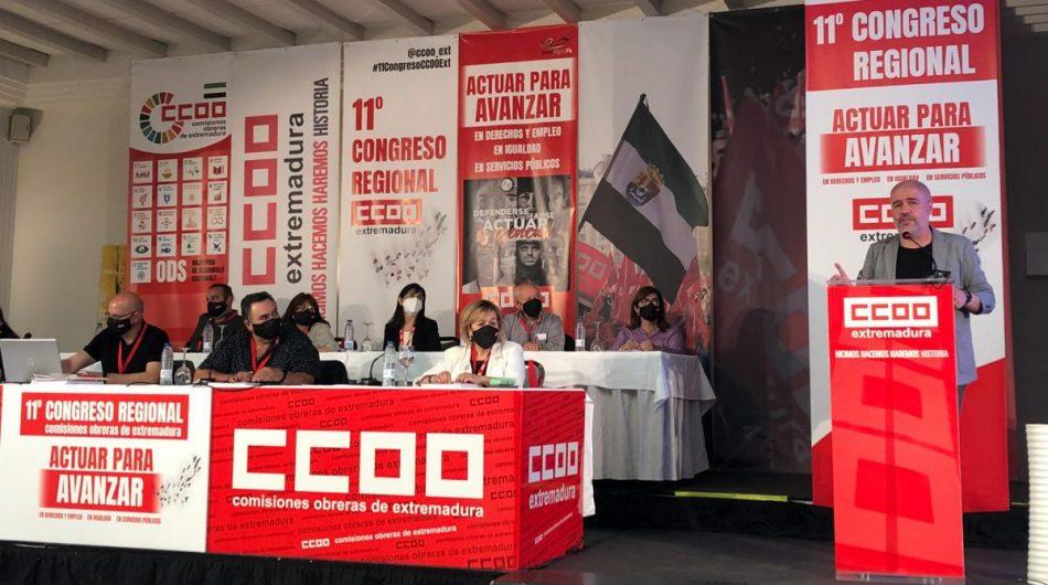 Unai Sordo pide al Gobierno la puesta en marcha de una «agenda reformista» que sirva para mejorar la vida de las personas