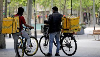 CGT de Catalunya «Ley Rider, mucho ruido para nada»