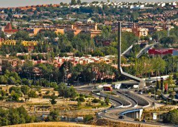 Izquierda Unida de Rivas denuncia la política de barracones de la Comunidad de Madrid