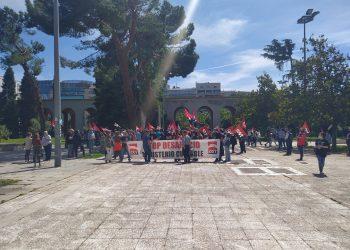 CGT vuelve a reclamar su patrimonio frente al Ministerio de Trabajo y Economía Social y ante la amenaza de desahucio de su sede madrileña