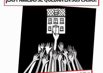 Embargan edificio con inquilinos dentro y dejan ocho familias en la calle en Granada