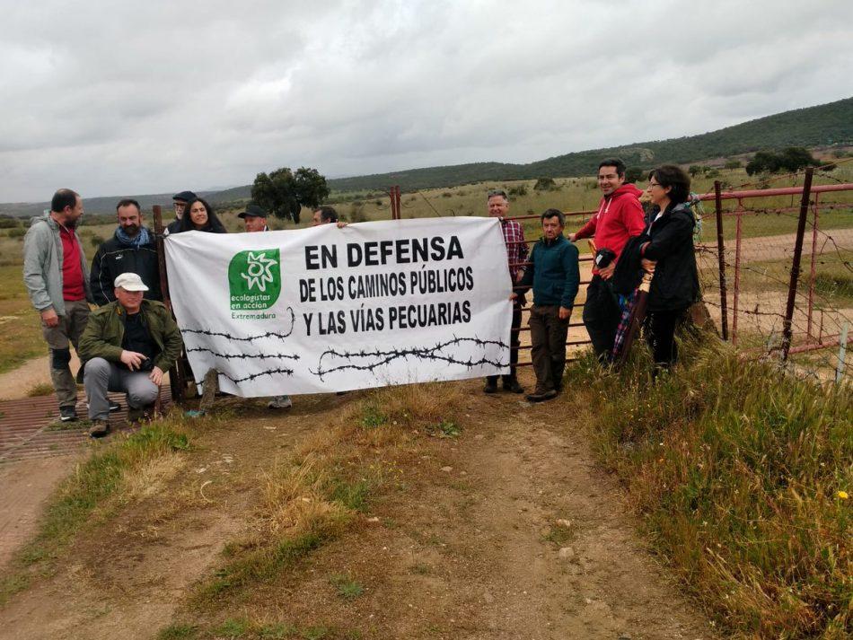 Solicitan la intervención del Defensor del Pueblo por la gestión de las Vías Pecuarias en Extremadura