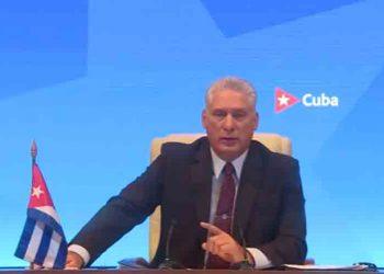 Cuba ofrece apoyo a bloque euroasiático en combate a Covid-19