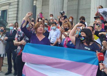 Plataforma Trans exhorta a PSOE a aprobar el anteproyecto de ley trans antes del orgullo