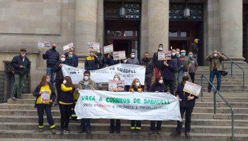 Convocada Huelga Indefinida desde el 6 de abril en la Unidad de Reparto Nº 4 de Correos en Sabadell