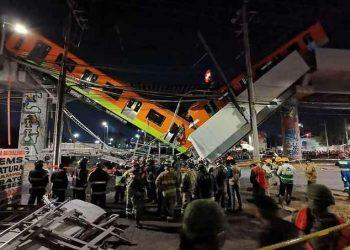 23 muertos en el Metro de Ciudad de México; habrá peritaje internacional