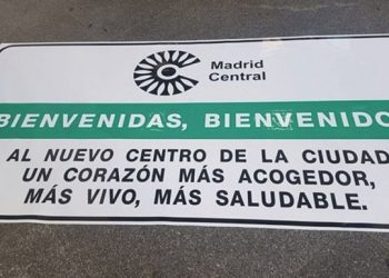 Inés Sabanés considera lamentable que Madrid Central sea la primera zona de emisiones que se elimina en el mundo
