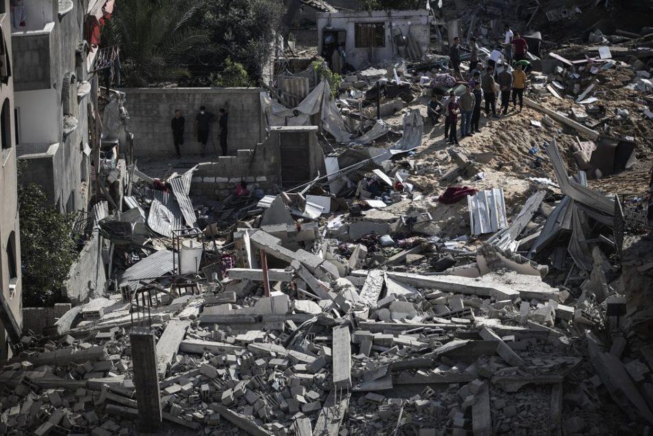 Unidas Podemos: «detener la violencia en Palestina pasa por actuar para cumplir el derecho internacional»