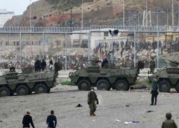 APDHA exige el cese de las vulneraciones de derechos humanos contra las personas migrantes en Ceuta