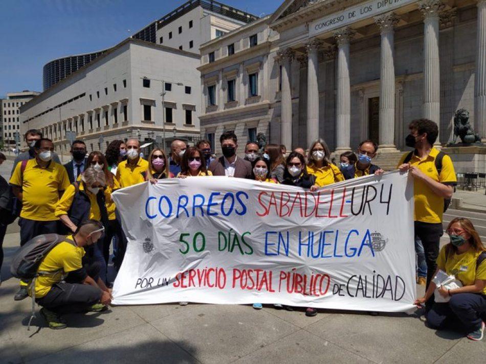 La vaga de Correus a Sabadell arriba a mediació