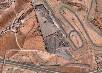 Performance contra las 400 hectáreas de plantas fotovoltaicas que se van a instalar en el Campo de Cartagena, el 8 de mayo
